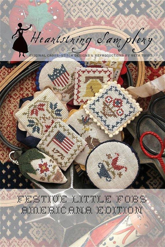 HS Festive Little Fobs Americana Edition