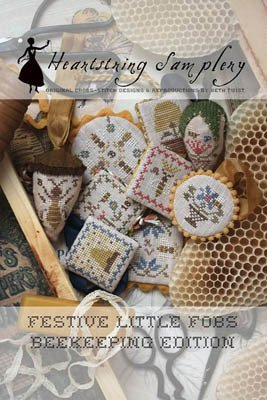 HS Festive Little Fobs Beekeeping Edition