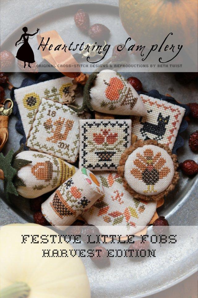 HS Festive Little Fobs Harvest Edition