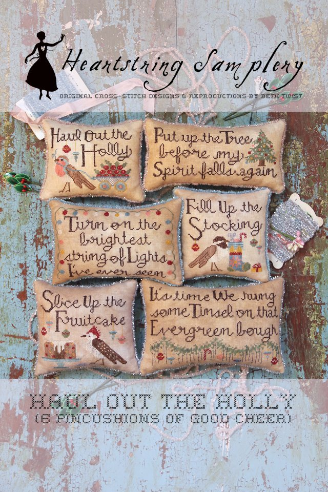 HS Merry Birds formerly Haul Out The Holly