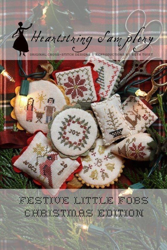 HS Festive Little Fobs Christmas Edition