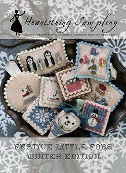 HS Festive Little Fobs Winter Edition