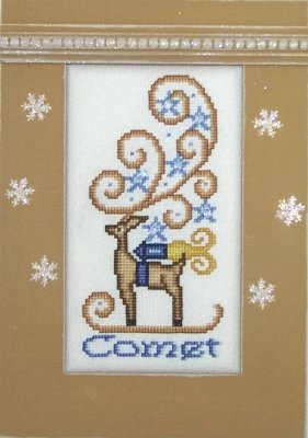 HZ Crystal Comet