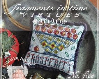 SH Fragments In Time 2020 No 5 Prosperity
