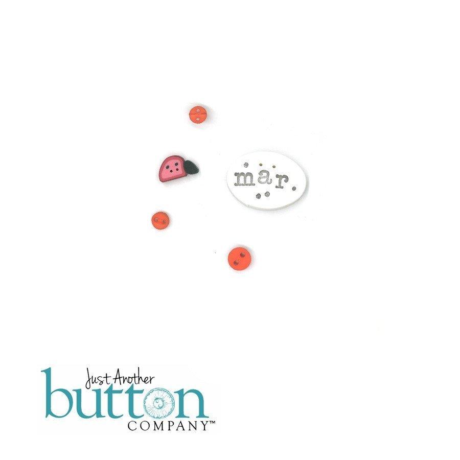 JABC 10143 March Chalk Buttons