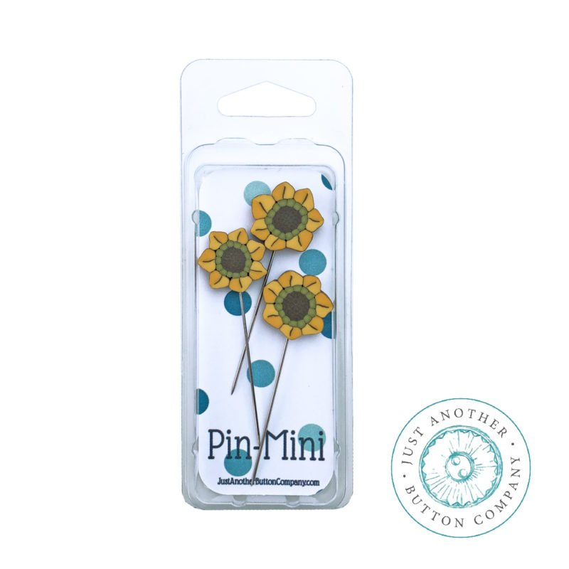 JABC Sunflower Pin Set jpm452