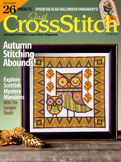 Just Cross Stitch October 2019