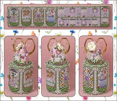 JN Summer Mouse Scissor Roll Limited Edition