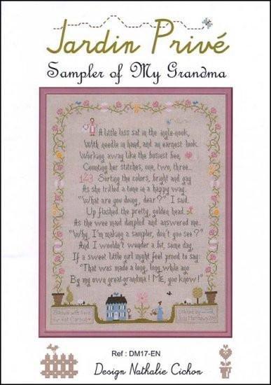 JP Sampler Of My Grandma