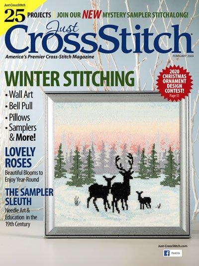 Just Cross Stitch February 2020