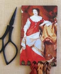KD Silk Queen Thread Keep