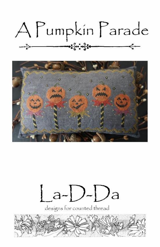 LDD A Pumpkin Parade