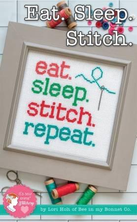 LH Eat. Sleep. Stitch. Repeat.