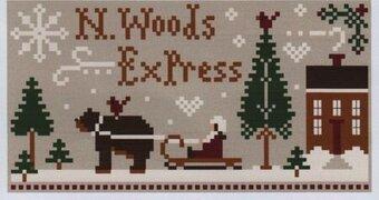 LHN North Woods Express W/ CC Thread Pack
