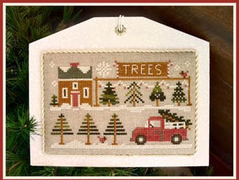 LHN Hometown Holiday- The Tree Lot
