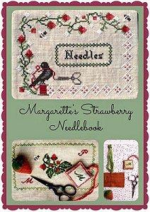 LLD Margarette's Strawberry Needlebook
