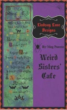 LLD Weird Sisters' Cafe