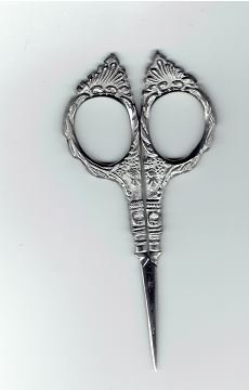 MDD Antique Flowers Scissors