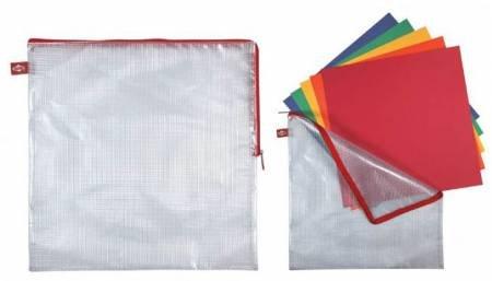 Mesh Bag 13x13 Extended Zipper Bag
