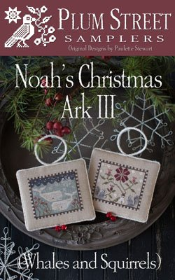 PSS Noah's Christmas Ark III Whales and Squirrels