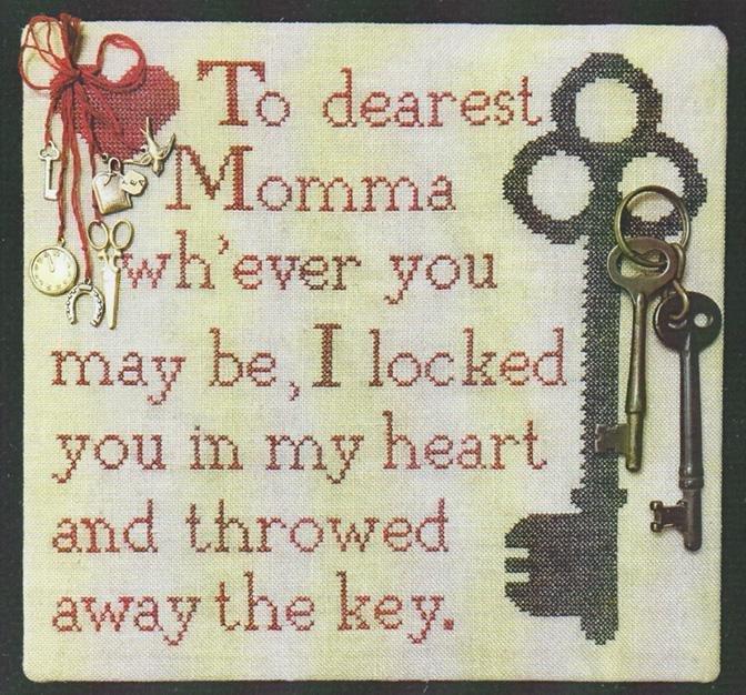 NWP To Dearest Momma