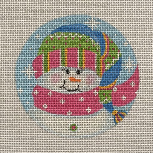 PBD Sparkles Snowgirl