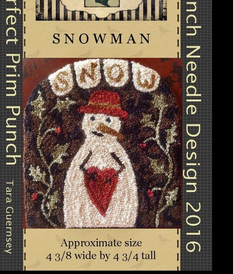 PPP Snowman