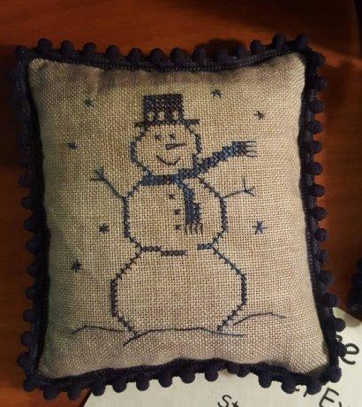 PP Stoneware Snowman Kit