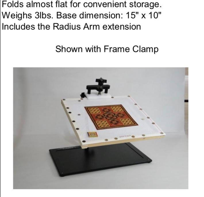 System 4 Lap/Table Stand