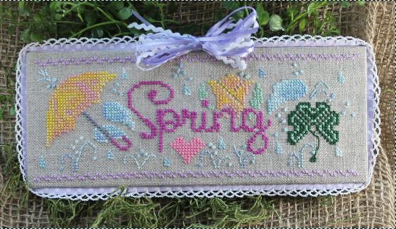 Luhu Stitches Spring Fling