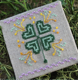 Luhu Stitches Little Spring Fling March