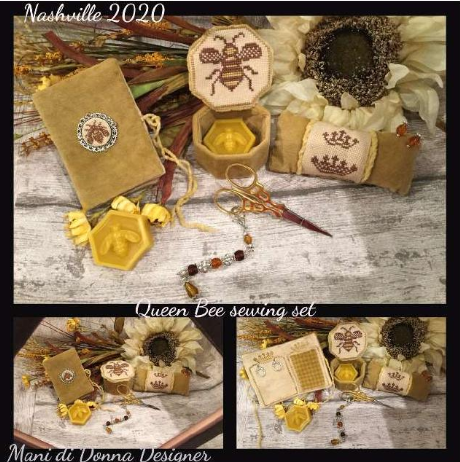 MDD Queen Bee Sewing Set