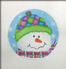 PBD Patches Snowman