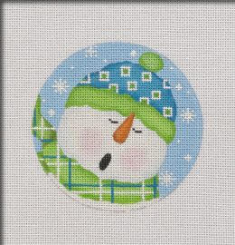 PBD Caroling Snowman