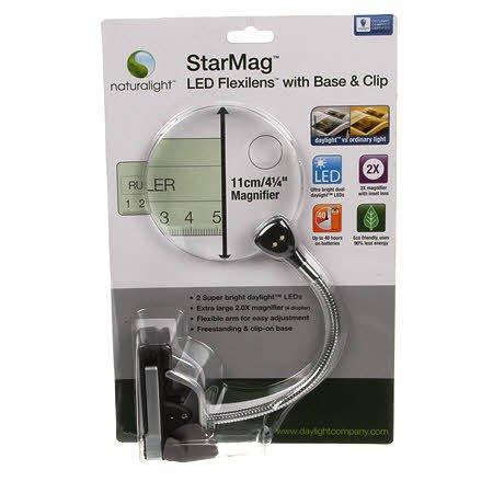 LED Flexilens Magnifying Lamp