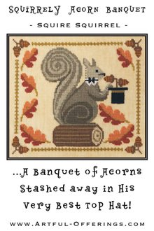 AO Squirrely Acorn Banquet