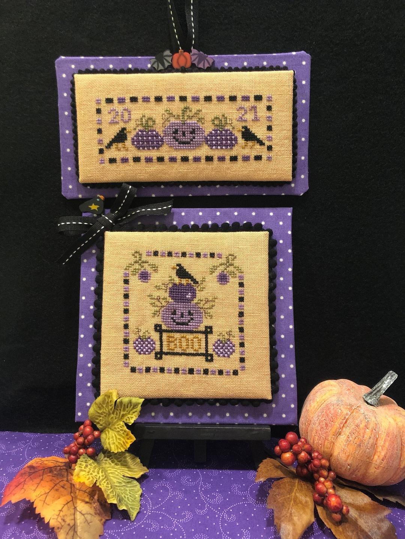 STD Purple Pumpkin Patch