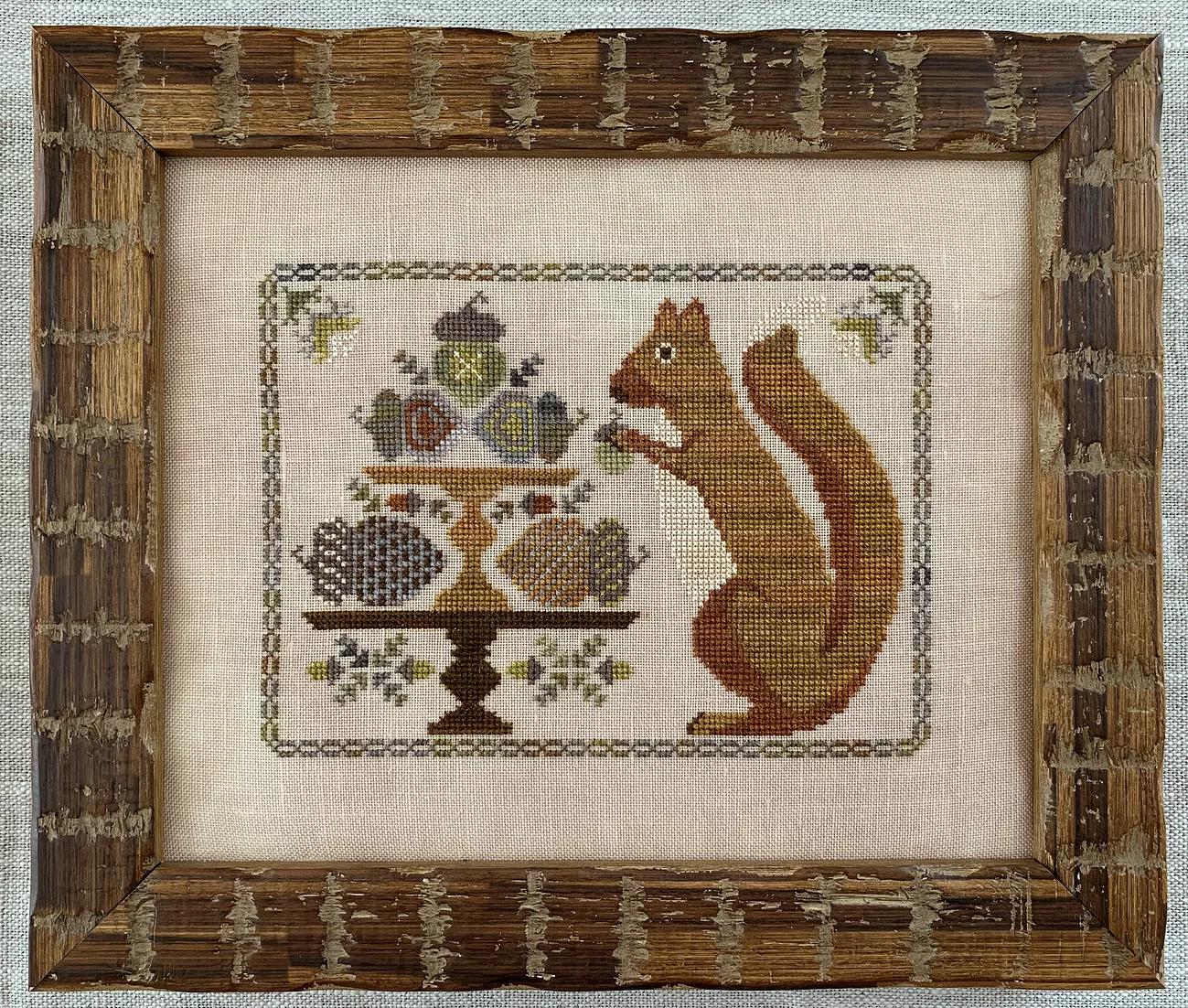 TBF Autumn Squirrel