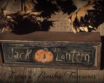 TPT Jack O Lantern PN With Box