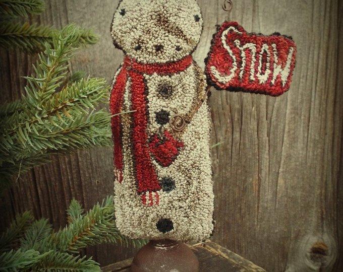 TPT Standing Snowman PN221