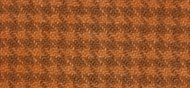 WDW Wool Carrot Houndstooth 2226HT