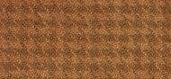 WDW Wool Cognac Houndstooth 2242HT