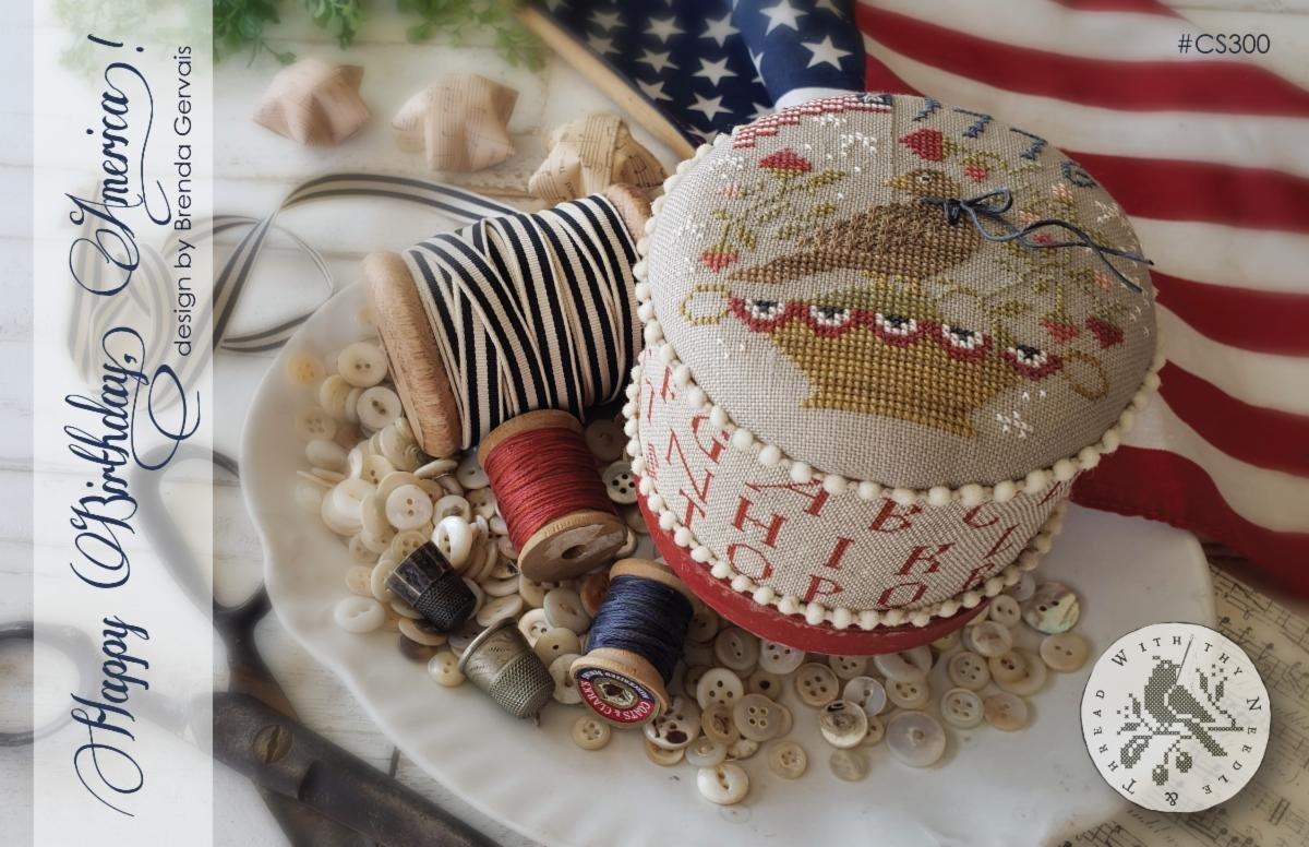 WTNT Happy Birthday, America Kit