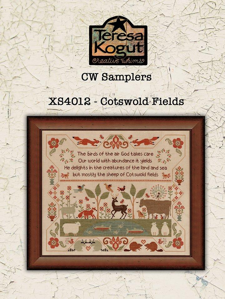TK CW Samplers Cotswold Field