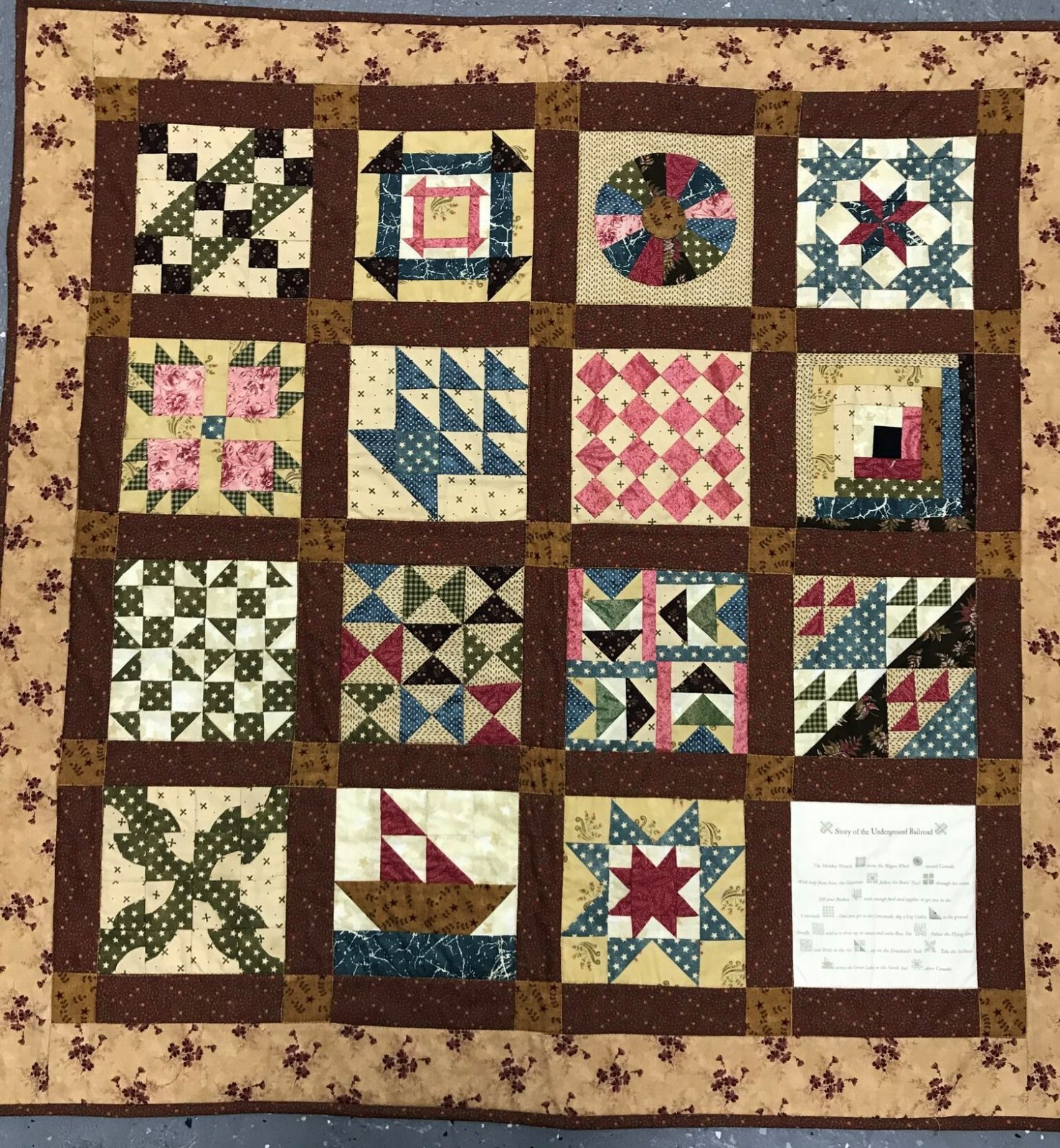 Underground Railroad Quilt Patterns Custom Inspiration Ideas