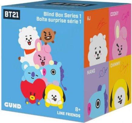 Gund BT21 Line Friends  Blind Box Series 1