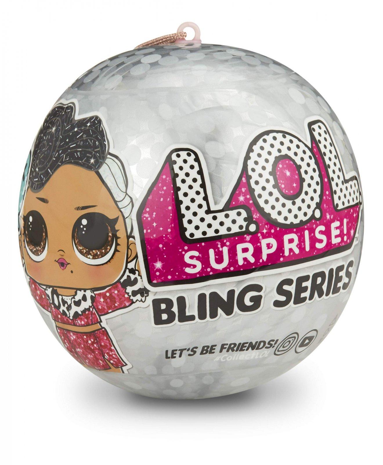 LOL Suprise Ball Bling Series