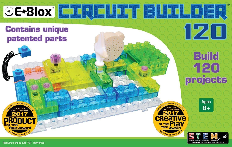 E-Blox Circuit Builder