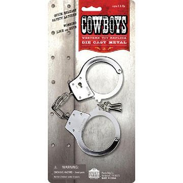 Cowboy Handcuffs