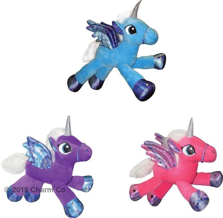 c278321a5ac8 Pegacorn Laying Down Unicorn Plush Toy 11 - 645515353090